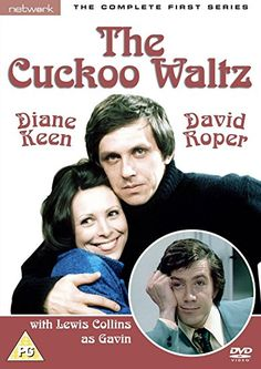 """Diane Keen, David Roper and Lewis Collins in 'The Cuckoo Waltz' 🎥🎬📺"" 1970s Childhood, Childhood Days, Nostalgia 70s, Theme Tunes, I Do Love You, British Comedy, Kids Tv, Old Tv Shows, Vintage Tv"