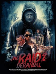 The Raid 2 Poster Competition Winners | TotalFilm.com