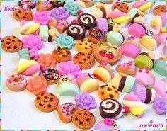 Polymer Clay Miniature Food Embellishments | Flickr – Condivisione di foto!