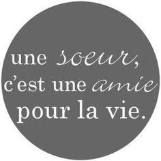 nice Citation - awesome Citation - une-soeur2.png... Check more at listspirit.com/......
