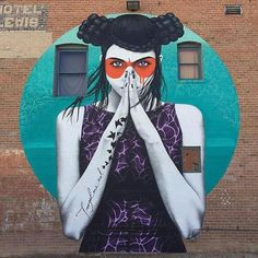 """Vergiss"" by @findac inTucson Arizona. Location: 128 S 5th Ave."