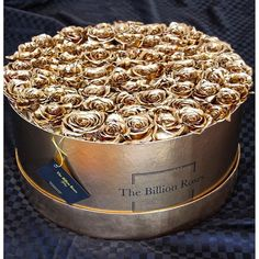100 gold roses Pure Heaven Love love @the.billion.roses by 100 gold roses Pure…