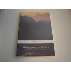 Witnesses to Power: Stories of God's Quiet Work in a Changing China (Missionary Life Stories)