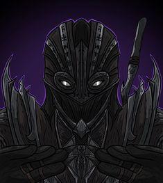 Noob Saibot, Dark Fantasy Art, Mortal Kombat, Videogames, The Darkest, Zero, Death, Darth Vader, Nice