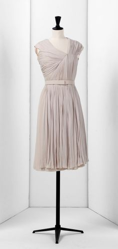 Short dress by Madame Gres