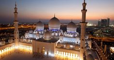 7 Hours  Guided Abu Dhabi City Tour from Focal Point Tourism for AED 99
