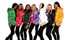 Trendy women down jackets Fall 2014 Winter 2015