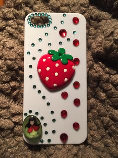 Bling phone case for iphone 5/5s. www.etsy.com/shop/myladiesandme