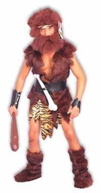 Adult Cave Man Costume