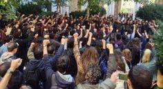 IŞİD saldırıları devam ediyor! Geçtiğimiz Cuma günü, İstanbul Üniversitesi'nde öğrencilere saldıran IŞİD taraftarları, bugün de aynı girişimde bulundu http://uniquekampus.com/isid-saldirilari-devam-ediyor/