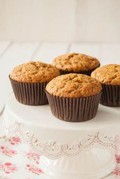 The Sweetest Taste: Muffins de calabaza y chips de chocolate con leche