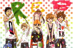Tsuna, I'm sorry, but you're an awful painter.