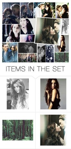 """""""City of Bones~ CLACE (Clary + Jace)"""" by bvbarmy-jaseyrae ❤ liked on Polyvore featuring art"""