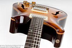 PRS Archtop | Fat Sound Guitars