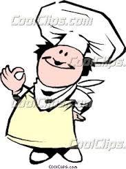 Bildergebnis für clipart kochlöffel   Koch Küche Applikationen ...   {Koch bei der arbeit clipart 41}
