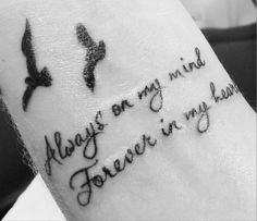 Download Free ... Tattoos on Pinterest | Memory tattoos Dad tattoos and Memorial to use and take to your artist.