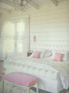 Touch of pink. - Shabby