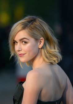 Kiernan Shipka Photos: Burberry 'London In Los Angeles' Event - Red Carpet