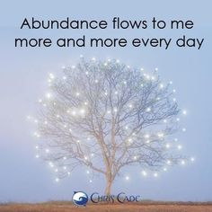 I CHOOSE LOVE. I EXPECT MIRACLES. I EXPERIENCE ABUNDANCE! HOW DOES IT GET ANY BETTER THAN THIS, FOR GREATER GOOD?! THANK YOU!
