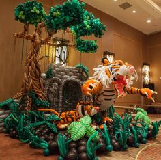 Awesome Balloon Art
