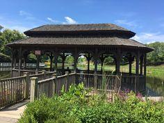 Creation Museum, Gazebo, Outdoor Structures, Kiosk, Pavilion, Cabana