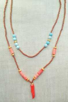 necklaces from www.nicolabathie.com