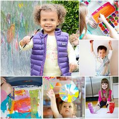 Easy Art For Toddlers