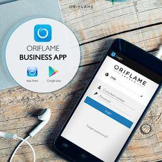 Mantente siempre al tanto del Negocio con Business App de Oriflame, la aplicación que te entrega la información más importante en tiempo real, así podrás hacer el seguimiento apropiado desde la palma de tu mano. -iOS: bit.ly/2arhpO5 -Android: bit.ly/2acuv5a
