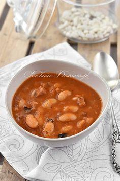 Soup Recipes, Great Recipes, Cooking Recipes, Healthy Recipes, Plat Simple, Polish Recipes, Polish Food, Aesthetic Food, Chana Masala