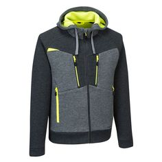 Sudadera elástica con capucha y cremallera DX4 Hooded Jacket, Athletic, Hoodies, Sports, Sweaters, Jackets, Outdoor, Fashion, Hooded Sweatshirts