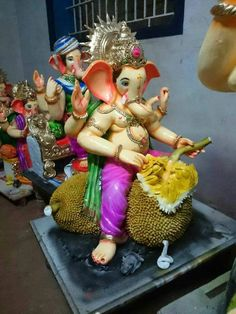 Image may contain: 1 person, smiling Om Ganesh, Baby Ganesha, Ganesh Lord, Ganesh Idol, Shree Ganesh, Ganesha Pictures, Ganesh Images, Happy Ganesh Chaturthi Images, Birthday Background Images