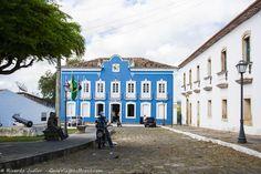 Centro Histórico de Penedo, uma das cidades mais antigas do Brasil, em Alagoas, às margens do Rio São Francisco.  Veja mais >>> http://www.guiaviagensbrasil.com/galerias/al/fotos-de-penedo/