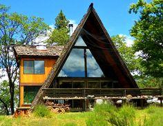 A-Frame in Ashland, Oregon | Flickr - Photo Sharing!