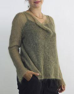 Ravelry: Maria pattern by Julie Weisenberger