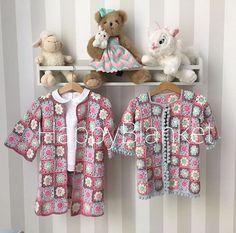 chrochet kimonos