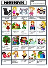 HAS GOT/HAVE GOT worksheet - Free ESL printable worksheets made by teachers