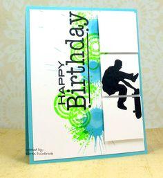 Snippets Birthday Cards For BoysBirthday