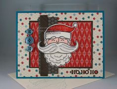 Ho Ho Ho! by cindy_canada - Cards and Paper Crafts at Splitcoaststampers
