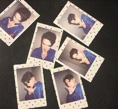 Dean and Polaroids.....BOYFRIEND MATERIAL
