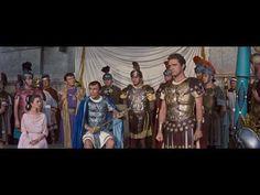 A TÚNICA...The Robe««Histórico»» 1953 Richard Burton e Jean Simmons