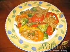 Quick and Easy Stir Fry  www.Facebook.com/WildtreeOfficial