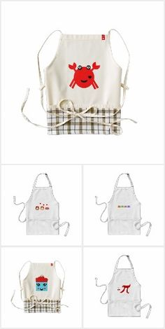 Aprons for Cooks and Chefs aprons, kawaii aprons, cute aprons, by AbundanceLoveTrip