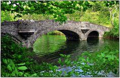 Stone Bridge over The Susquehana