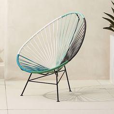 acapulco lounge chair  | CB2