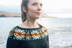 Ravelry: Ola Yoke pattern by Ella Gordon