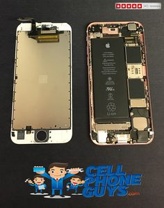 We use the best replacement parts and provide warranties on all repairs! That's why Yelpers love us! #CellPhoneGuys www.cellphoneguys.com/our-locations/