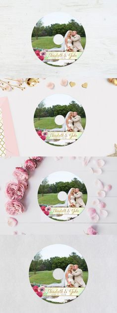 CD Label Fetching Triangles Triangle, Stationery and Wedding - cd label