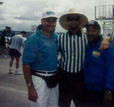 Barry, Dorian Jackson, Brian Rosette