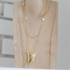 Arrow Necklace, Gold Necklace, Winter Collection, Wearable Art, Fall Winter, Amp, Inspiration, Jewelry, Biblical Inspiration