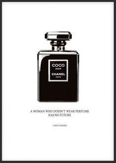 Stylish poster with a Chanel perfume bottle and quotes from Coco Chanel, a woman who . Stylish poster with a Chanel perfume bottle and quotes from Coco Chanel, a woman who .Things to consider when buying perfumePermanent perfumes, intense perfume Perfume Chanel, Black Perfume, Chanel Art, Pink Perfume, Chanel Decoration, Collage Mural, Poster Collage, Chanel Poster, Prada Poster